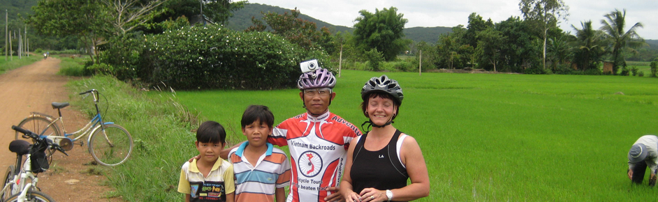 Cycling 5 days/4 nights HCM - Tra Vinh - Can Tho - Long Xuyen - Chau Doc