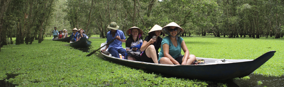 Meandering the Mekong Delta by Bike 7D/6N